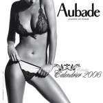 Couverture calendrier Aubade 2006