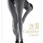 Couverture calendrier Aubade 2011