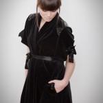 Diana Patent Wrap - Kriss Soonik automne/hiver 2011