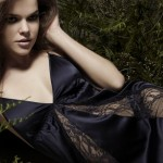 Midnight Storm Fleur of England - Silk and Lace Babydoll