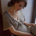 Pyjama Marjolaine Lingerie - printemps/été 2012