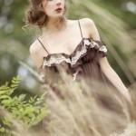 Nuisette Marjolaine Lingerie - printemps/été 2012