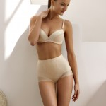 Barbara Shapewear beige - printemps/été 2012