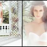 Lingerie de mariage Ellipse 2012