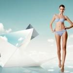 Marie Jo l'Aventure Egon bleu clair - été 2012