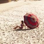 Aubade Rétro Beach pensée - printemps/été 2012