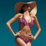 Aubade Rétro Beach lollipop - printemps/été 2012