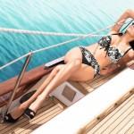 Maillot Claudette Panache Swimwear été 2012