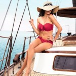 Maillot Veronica Panache Swimwear été 2012
