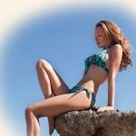 Maillot de bain Rasurel Mangrove - printemps/été 2012