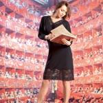 Cotton Club Lingerie Oro hiver 2012
