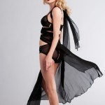 La Lilouche Damaris Bow tie skirt - Bedroom Hymns 2012