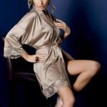 Peignoir Sweet Carmel Sawren - printemps/été 2012