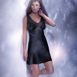 Fauve lingerie Genevieve noir - automne/hiver 2012