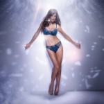 Fauve lingerie Marla midnight - automne/hiver 2012
