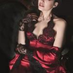 Lingerie Myla Siren Scarlet - automne/hiver 2012