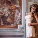 "Lingerie Intimissimi ""Once in Rome"" - hiver 2012"
