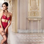 Lingerie Lise Charmel Rubis Opéra - automne/hiver 2012
