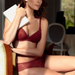 Lingerie Barbara Mirage - automne/hiver 2012