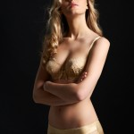 Lingerie Millesia Courtisane - automne/hiver 2012