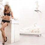 Lingerie Intimissimi Nero Luxury - hiver 2012