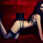 Les Chandelles lingerie ligne Eiffel 2012