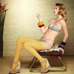 Huit Lingerie Equivoque (Candy) - printemps/été 2013