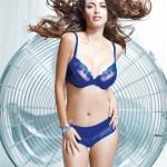 Lingerie Panache Superbra Loretta Cobalt blue - printemps/été 2013