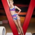 Agent Provocateur Abbey lingerie printemps/été 2013