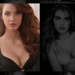 The Size Room avec Barbara Palvin pour Intimissimi Lingerie