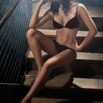 Lingerie Ambra Shining flowers - automne/hiver 2013