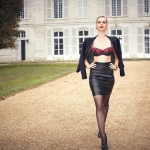 Lingerie Aubade Roses Rebelles - automne/hiver 2013
