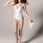 Lingerie Rosy Amour blanc - automne/hiver 2013