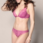 Lingerie Rosy Amour fuschia - automne/hiver 2013