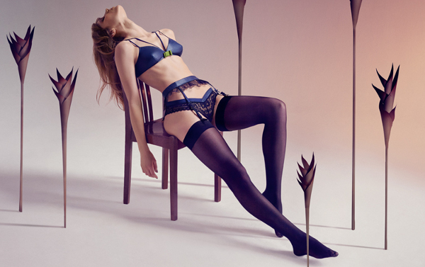 Lingerie Absolutely Pôm Mary hiver 2013