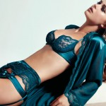 Lingerie Myla Isabella peacock - automne/hiver 2013