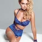 Lingerie Myla Jessica blue - automne/hiver 2013