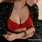 Lingerie PrimaDonna Couture Red Kiss - automne/hiver 2013