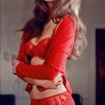 Lingerie Marie Joe Eloise Red Kiss - automne/hiver 2013