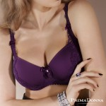 Lingerie PrimaDonna Midnight in Paris Purple Romance - automne/hiver 2013