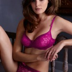 Lingerie Marie Joe Morgane Wild Rose - automne/hiver 2013