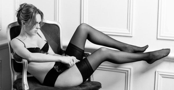 Lingerie Millesia Hypnose automne/hiver 2013