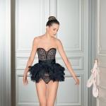 Lingerie Petit Soir Dansé - Maison Lejaby Couture 2013
