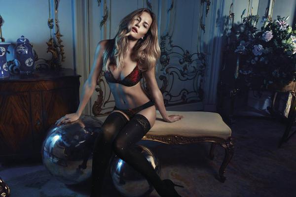 Sélection de lingerie Hunkemöller Noël 2013