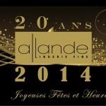 Allande Lingerie Noël 2013
