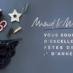 Maud & Marjorie Lingerie Noël 2013