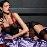 Lingerie Verdissima High Seduction Noël 2013