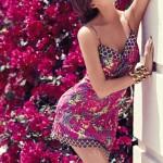 Lingerie Aubade Soleil Levant printemps/été 2014