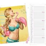 Calendrier lingerie Passionata Octobre 2014