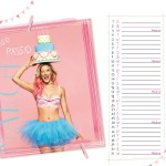 Calendrier lingerie Passionata Mars 2014